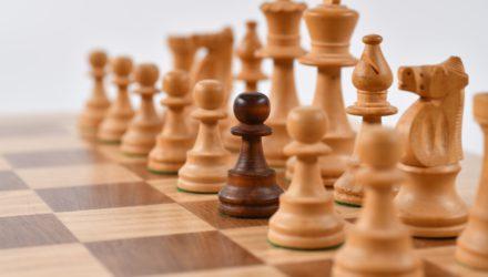 Ben jij een pion in het grote schaakspel?